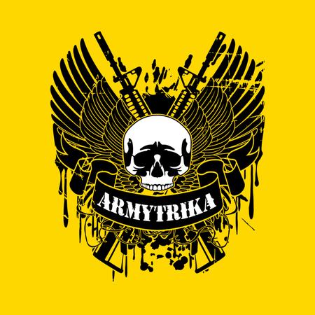 army trika logo